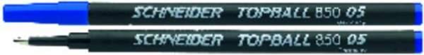 Ersatzmine Schneider Topball 850 0,5mm blau