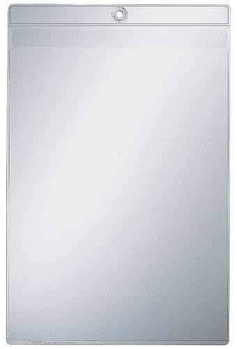 Sichttasche Leitz 4095 A5 Weichfolie glasklar mit Öse / 1 Stück
