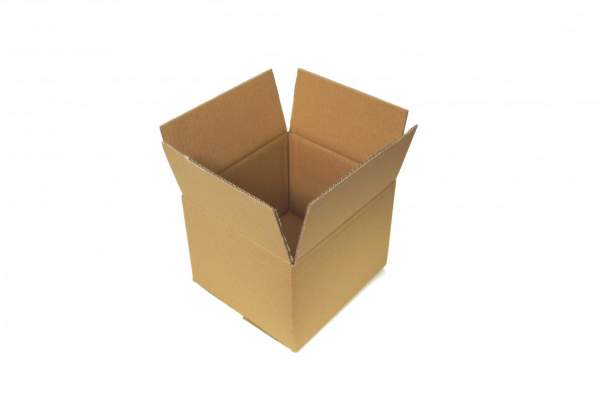Kleiner doppelwelliger Karton 190x170x130mm