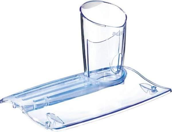 Schreibtischorganizer Allura LEITZ kristallblau transparent