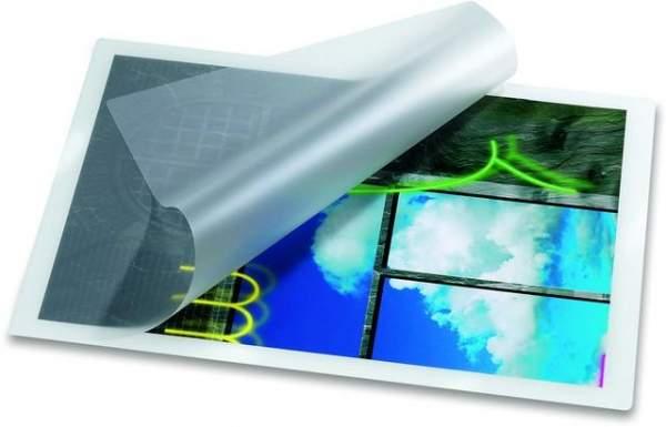 Laminierfolien A6 111x160mm 0,25mm transparent 100 St.