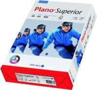 Kopierpapier A4 60g Plano® Superior ECF hochweiß matt