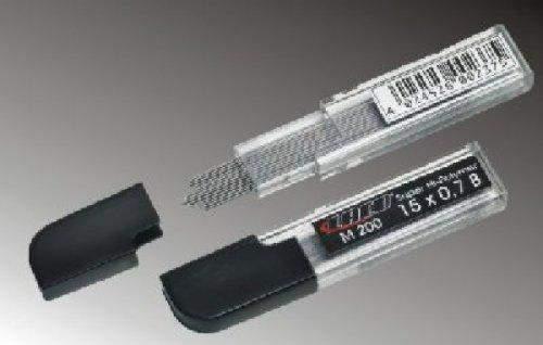 Druckbleistiftmine 0,7mm Härtegrad HB (1 Pckg. á 12 St.)