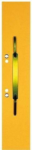 Einhänge-Heftstreifen Elba Karton geöst 305x60mm gelb 50St
