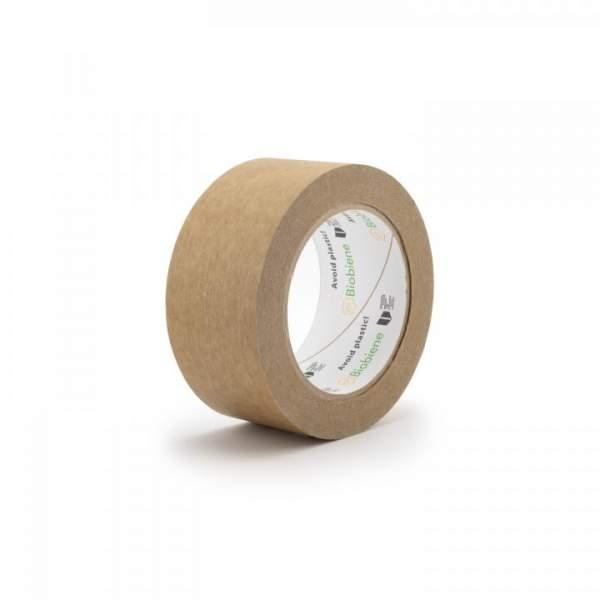Packbiene® Papierklebeband Öko 50mm x 50m braun 1 Rolle
