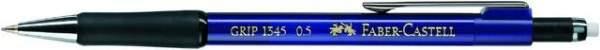 Druckbleistift Faber Castell 1345 Grip 0,5mm Schaft blau / 1 St.