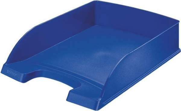 Ablagekorb Leitz 5227 Plus für DIN A4 und Folio blau