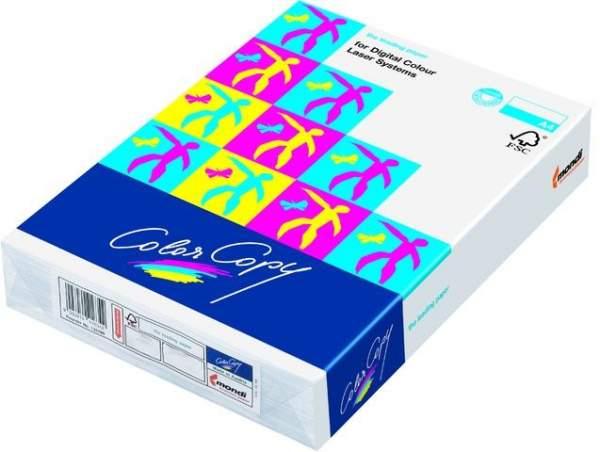Kopierpapier A4 160g weiß satiniert Color Copy VE=250 Blatt
