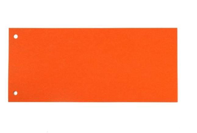 100 Karton-Trennstreifen 170 g//m² gelb 10,5 x 24 cm