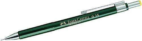Druckbleistift Faber Castell 9713 Minen-Ø 0,35 mm HB Schaft grün