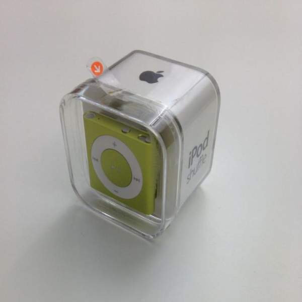 Mp3 Player iPod shuffle 2 GB yellow