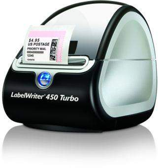Etikettendrucker Dymo LabelWriter 450 Turbo PC/MAC USB