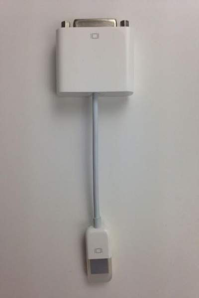 Apple Micro-DVI to DVI Adapter für MacBook Air