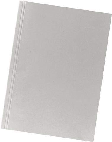 Aktendeckel Karton 250g A4 grau 1 Stück