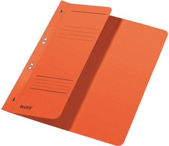 Ösenhefter Leitz 3740 kfm. Heftung 250g 1/2 Vorderd. orange