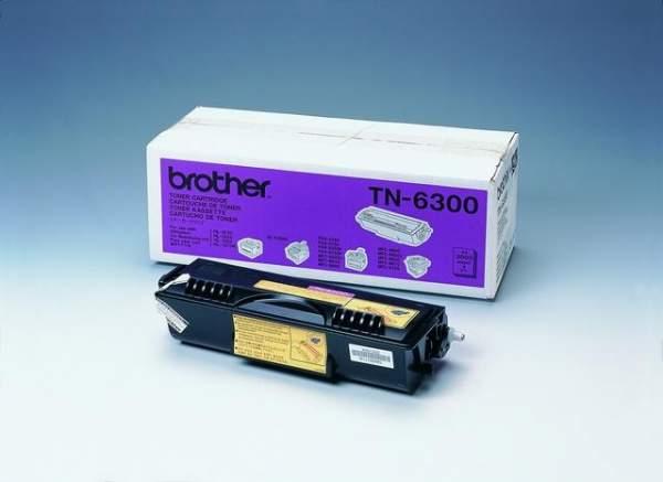 Toner Brother TN-6300 für Laserdrucker schwarz 3.000 Seiten