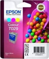 Tintenpatrone Epson T029 C13T02940110 3farbig 37ml 300 Seiten