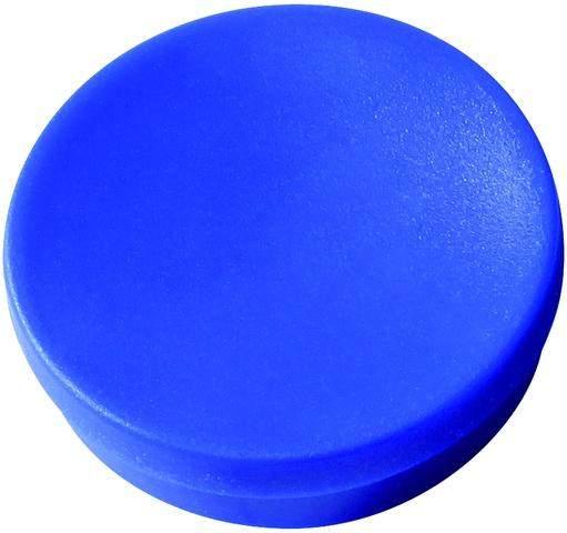Magnet rund Ø 10mm Haftkraft 45g blau (Pckg. á 10 Stück)