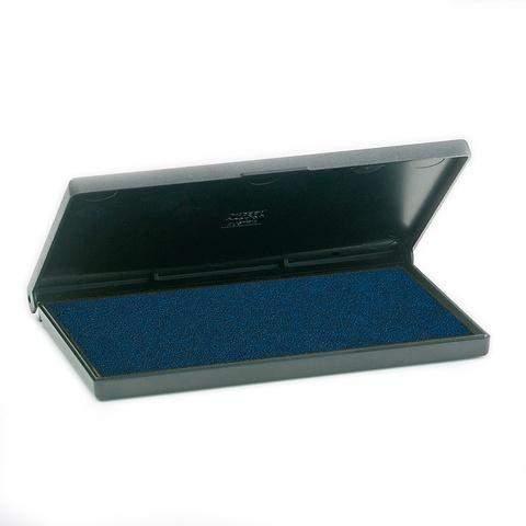 Stempelkissen Kunststoff 7x11cm blau Größe 2 Trodat