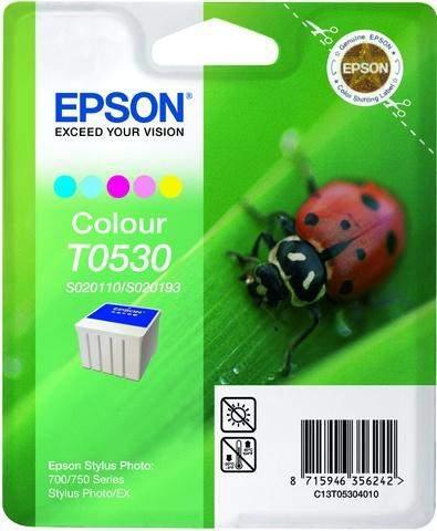 Tintenpatrone Epson T0530 C13T05304010 5farbig