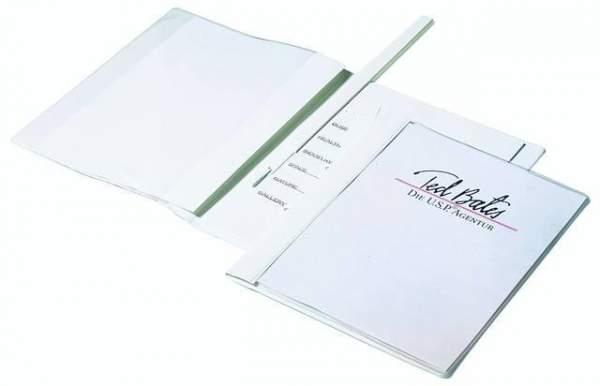 Sichthefter A4 Durable DURAPLUS® de Luxe PVC weiß / 1 St.