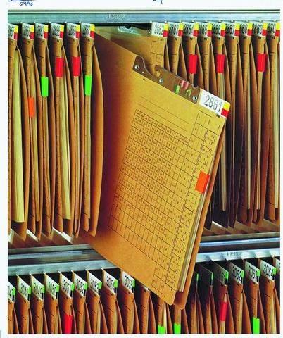 Pendelhefter Leitz 2194 Amtsheftung o. Tasche A4 50St.