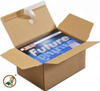 Automatikkarton Kartons mit Blitzboden und SK-Verschluss