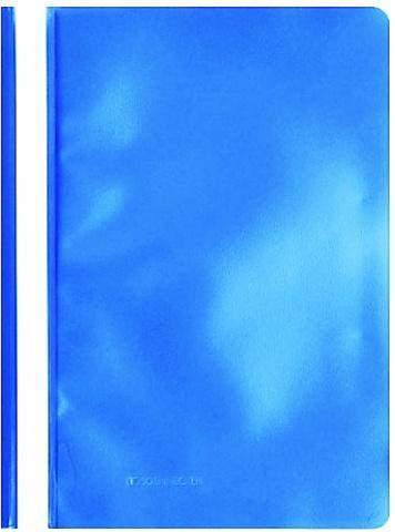 Schnellhefter Sichthefter PP-Folie A4 blau / 1 Stück