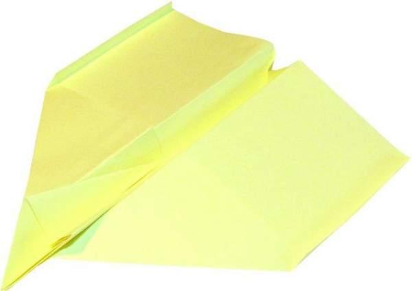 Kopierpapier A4 80g pastell gelb Packung á 500 Blatt
