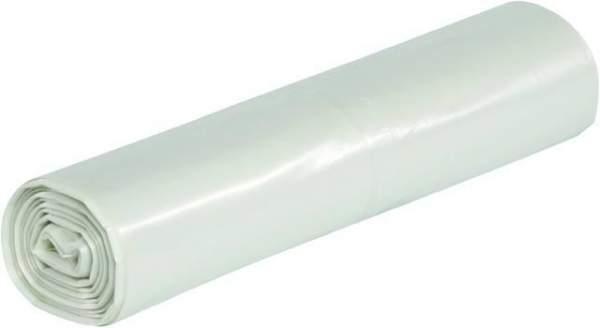 Müllbeutel 6 Liter 310x370mm HDPE-Folie grau
