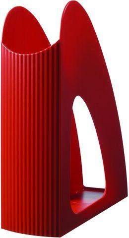 Stehsammler HAN TWIN PS C4 76x239x257mm rot 1 Stück