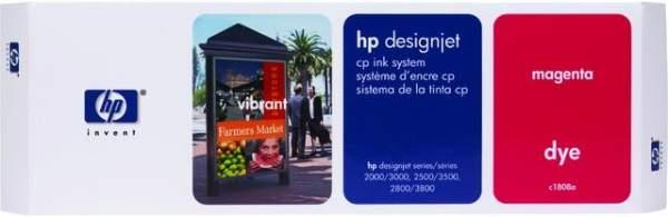 Tintenpatrone HP C1808A 410ml magenta für HP Designjet