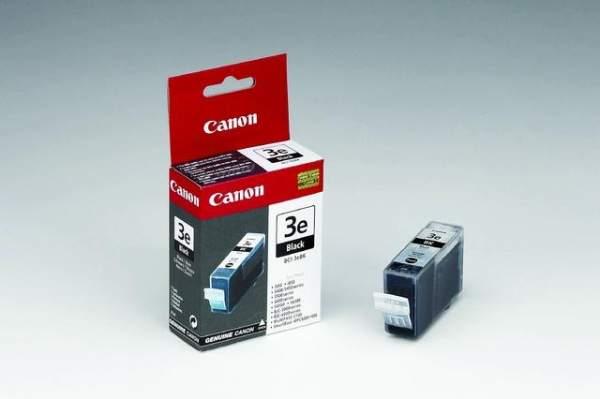 Tintentank Canon BCI-3eBK Tintentank schwarz 28 ml