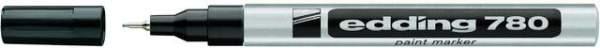 Lackmarker Edding 780 silber Fein 0,8 mm (1 Stück)
