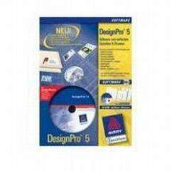 Etiketten Software Avery Zweckform DesignPro 5 (1 Pckg.)