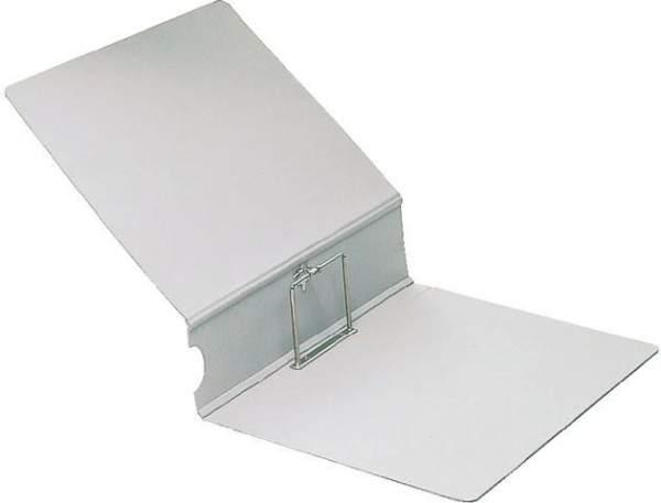 Archivordner Leitz 1190 A4 Steckmechanik Rücken 7,5cm breit grau