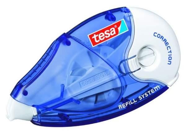 Korrekturroller Tesa 4,2 mm breit 14m nachfüllbar (1 Stück)