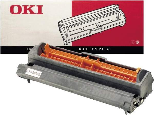 Trommel Oki 40709902 schwarz 10.000 Seiten original Bildtrommel