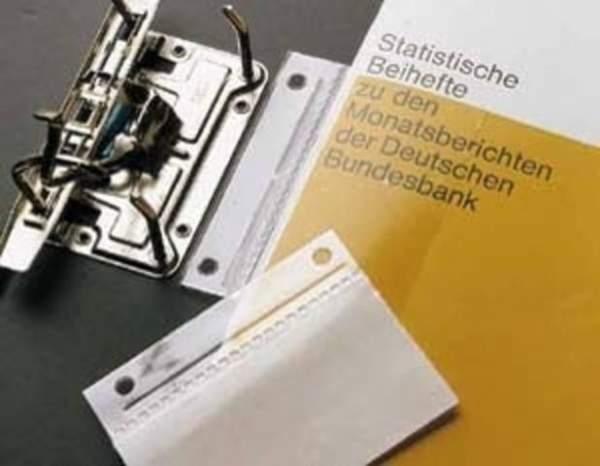 Heftstreifen Heft-Fix VELOFLEX 20065 selbstklebend Pckg. á 50 St.