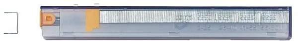 Heftklammernkassette gelb K8 26/8 f. Leitz Hefter 5550 + 5551 1Pckg