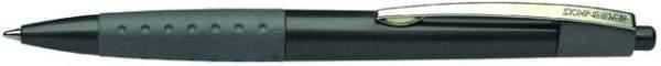 Kugelschreiber Schneider LOOX Soft-Grip-Zone schwarz