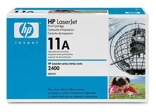 Toner HP 11A Q6511A schwarz 6.000 Seiten für HP-Laserjet