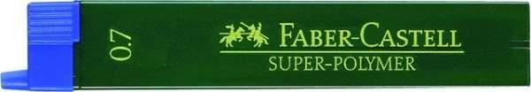 Bleistiftminen Faber Castell Super-Polymer 9067 Ø 0,7mm H 1Dose
