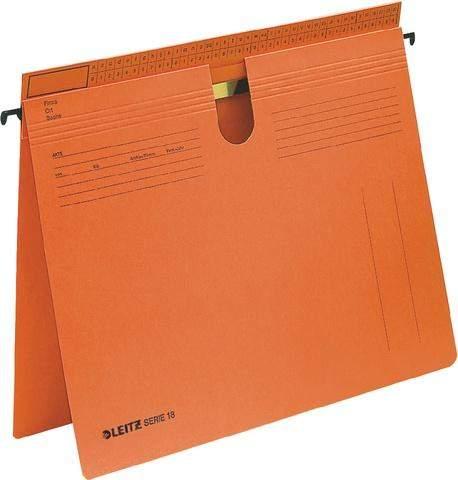 Hängehefter Leitz 1814 Serie 18 A4 250g Manilakarton orange 1 St.