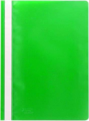 Schnellhefter Sichthefter PP-Folie A4 grün / 1 Stück