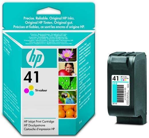 Tintenpatrone HP Nr. 41 51641A 3farbig 40 ml 450 Seiten