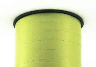 Geschenkband Ringelband 10mmx250m Hellgrün Maigrün 27
