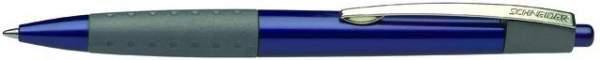 Kugelschreiber Schneider LOOX Soft-Grip-Zone blau