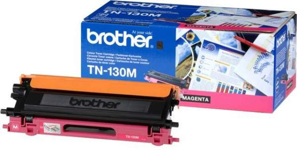 Toner Brother TN-130C cyan 1.500 Seiten f. DCP-9040CN, HL-4040CN, HL-4050CDN, HL-4050CDNLT, MFC-9440