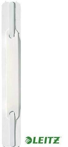 Einklebe-Heftstreifen Leitz 1717 selbstklebend 20x150mm weiß 10St.
